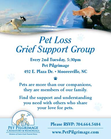 Pet Loss Grief Support Group